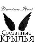 """Обложка книги """"Срезанные крылья"""""""