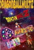 """Cubierta del libro """"Dragón Ball Multi Z"""""""