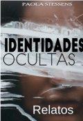"""Cubierta del libro """"Identidades Ocutas"""""""