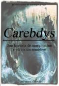 """Cubierta del libro """"Carebdys, el monstruo succionador"""""""