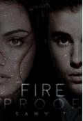 "Cubierta del libro ""Fire Proof"""