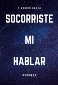 """Cubierta del libro """"Socorriste mi hablar"""""""