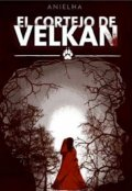 """Cubierta del libro """"El Cortejo de Velkan"""""""