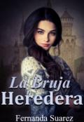 """Cubierta del libro """"La Bruja Heredera (brujas 3)"""""""