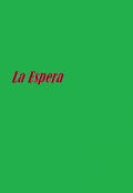 """Cubierta del libro """"La espera"""""""