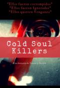 """Cubierta del libro """"Cold Soul Killers"""""""