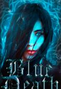 """Cubierta del libro """"Blue Death"""""""