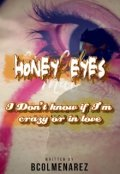 """Cubierta del libro """"Honey Eyes"""""""