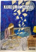 """Cubierta del libro """"Madrugadas eternas """""""