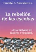 """Cubierta del libro """"La rebelión de las escobas"""""""