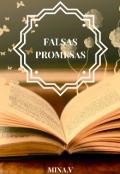 """Cubierta del libro """"Falsas Promesas"""""""