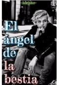 """Cubierta del libro """"El ángel de la bestia"""""""