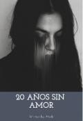 """Cubierta del libro """"20 años sin amor"""""""
