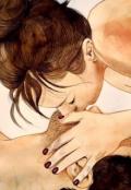 """Обложка книги """"Абсолютная страсть """""""