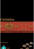 "Book cover ""Christine"""