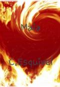"""Cubierta del libro """"Maia"""""""