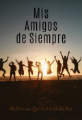 """Cubierta del libro """"Mis Amigos de Siempre"""""""
