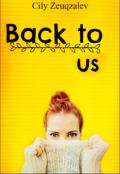 """Cubierta del libro """"Back to us"""""""