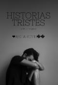 """Cubierta del libro """"Historias tristes:anécdotas de Agramón """""""