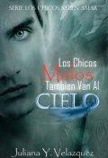 """Cubierta del libro """"Los Chicos Malos Tambien Van Al Cielo"""""""