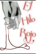 """Cubierta del libro """"La leyenda """"El Hilo Rojo"""""""""""