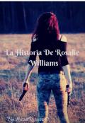 """Cubierta del libro """"La historia de Rosalie Williams"""""""