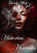 """Cubierta del libro """"Historias Horribles"""""""