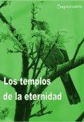 """Cubierta del libro """"Los Templos de la Eternidad"""""""