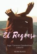 """Cubierta del libro """"El Regreso"""""""
