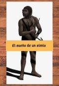 """Cubierta del libro """"El sueño de un simio"""""""