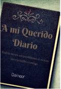 """Cubierta del libro """"A Mí Querido Diario"""""""
