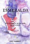 """Cubierta del libro """"Esmeralda"""""""