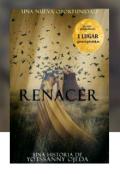 """Cubierta del libro """"Renacer"""""""