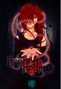 """Cubierta del libro """"Broken Hearts """""""