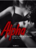 """Cubierta del libro """"Alpha """""""