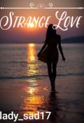 "Cubierta del libro ""Strange Love"""