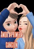 """Cubierta del libro """"Amor a primera canción """""""