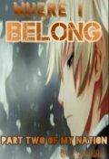 "Book cover ""Where I Belong"""