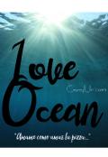 """Cubierta del libro """"Love Ocean"""""""