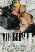 """Cubierta del libro """"Mi Primer Amor"""""""