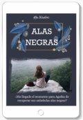 """Cubierta del libro """"Serie Alas: Alas negras (i) ©"""""""