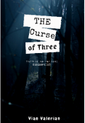 """Book cover """"The Curse Of Three!"""""""