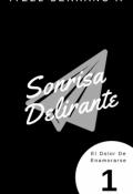 """Cubierta del libro """"Sonrisa Delirante (#1)"""""""