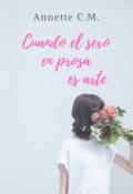"""Cubierta del libro """"Cuando el sexo en prosa es arte"""""""