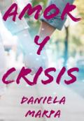 """Cubierta del libro """"Amor Y Crisis"""""""