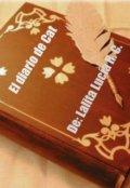 """Cubierta del libro """"El diario de Cat"""""""