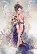 """Обложка книги """"Неправильная фея. В поисках крыльев."""""""