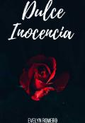 """Cubierta del libro """"Dulce inocencia"""""""