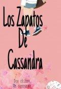 """Cubierta del libro """"Los Zapatos De Cassandra"""""""