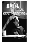 """Cubierta del libro """"BaÚl De Sentimientos... """""""